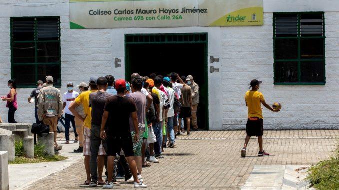 Coliseo Carlos Mauro Hoyoss