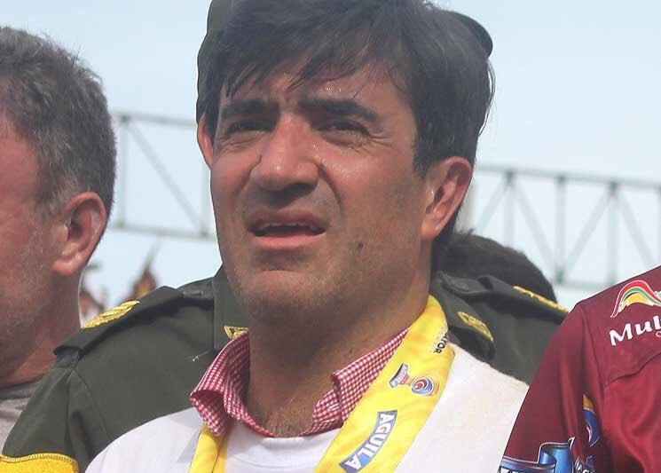 César Camargo cuenta con una vasta experiencia en el Deportes Tolima, en donde ha dirigido varias operaciones de jugadores. / FOTO: TOMADA DE TWITTER.