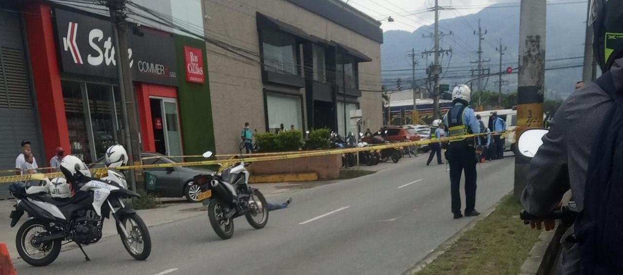 Dos motociclistas murieron en accidentes en el sur del área metropolitana