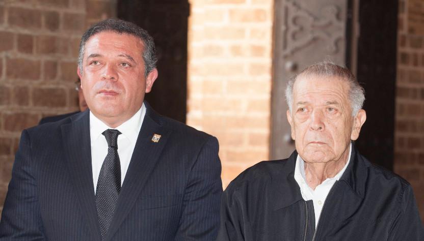Murió el padre del exconcejal de Medellín, Bernardo Alejandro Guerra