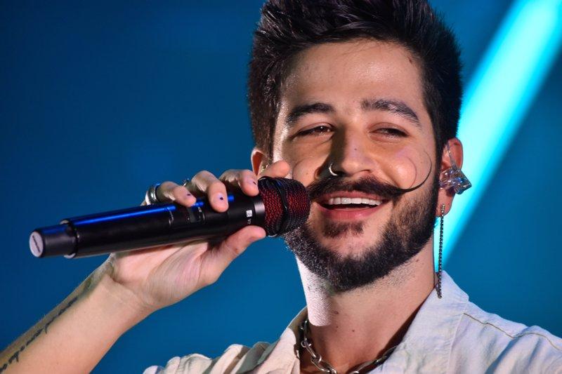 Camilo, el colombiano que barrería con los Latino Music Awards