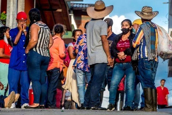 El miedo y más amenazas impidieron que el retorno empezara en Ituango