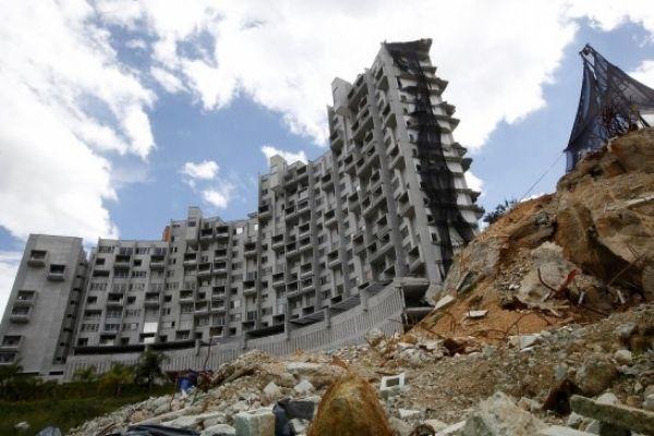 Dueños de apartamentos evacuados no pagarán predial