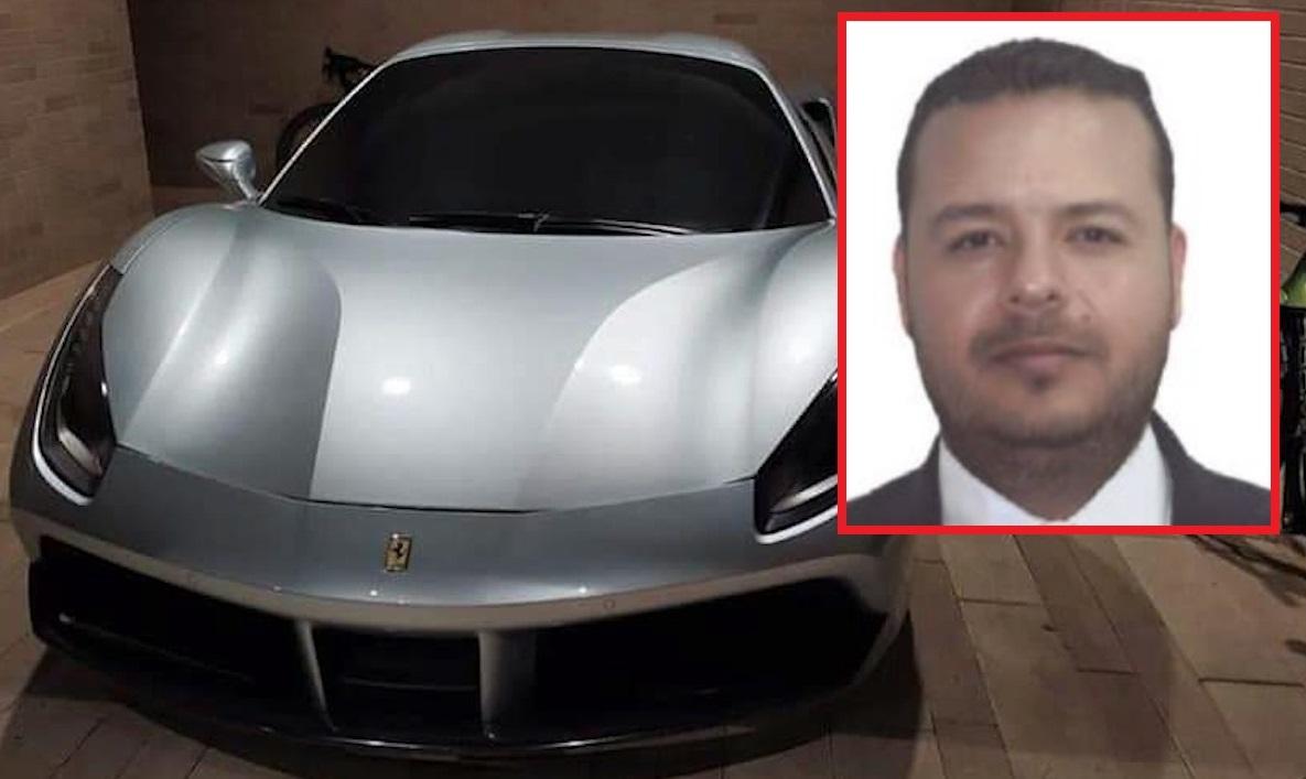 Le aplican extinción de dominio a bienes de un señalado capo; le quitaron autos Ferrari y hasta una hacienda con sala de cine y pista de bolos