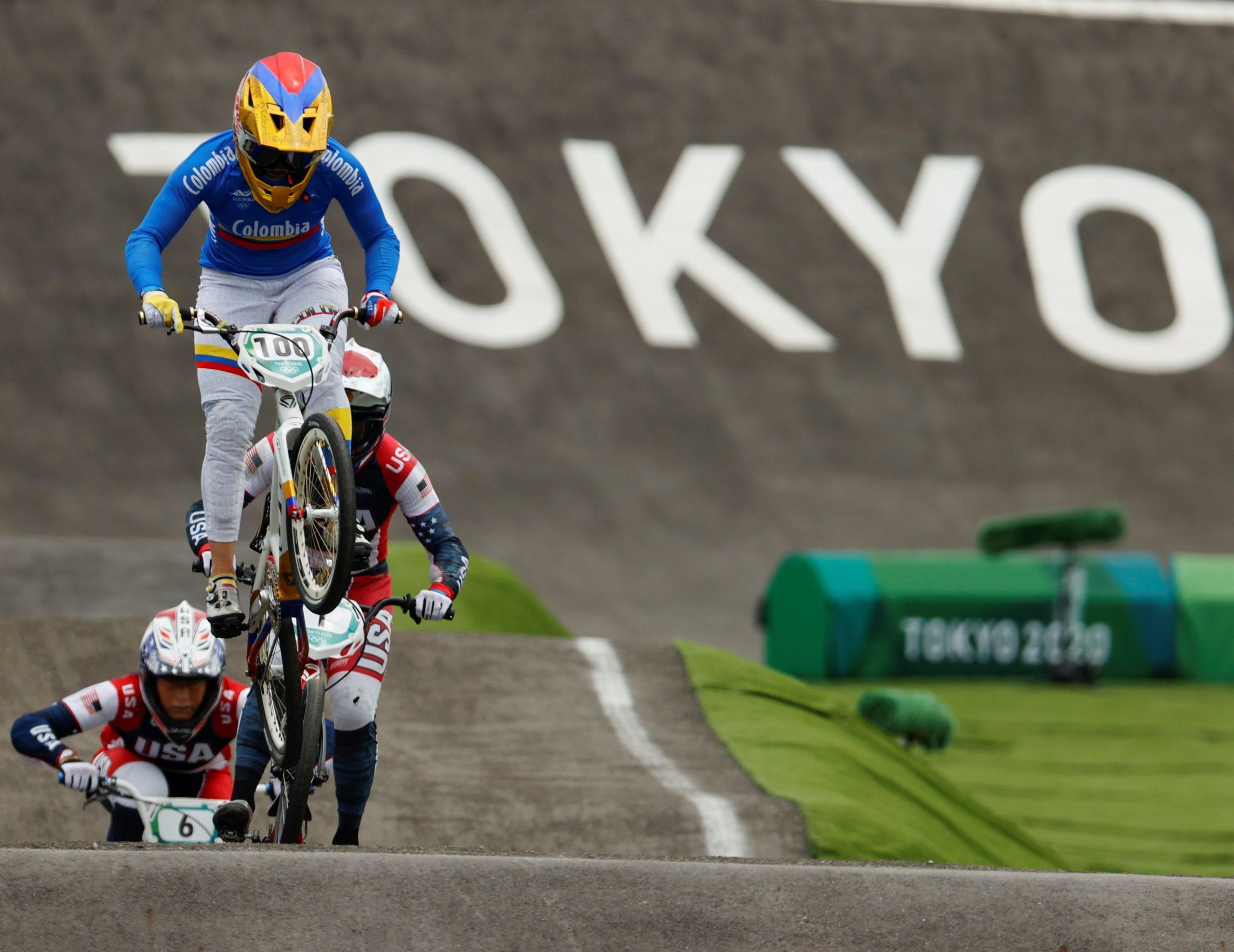 ¡Mariana, qué grande, sos la dueña del Olimpo del deporte olímpico colombiano!