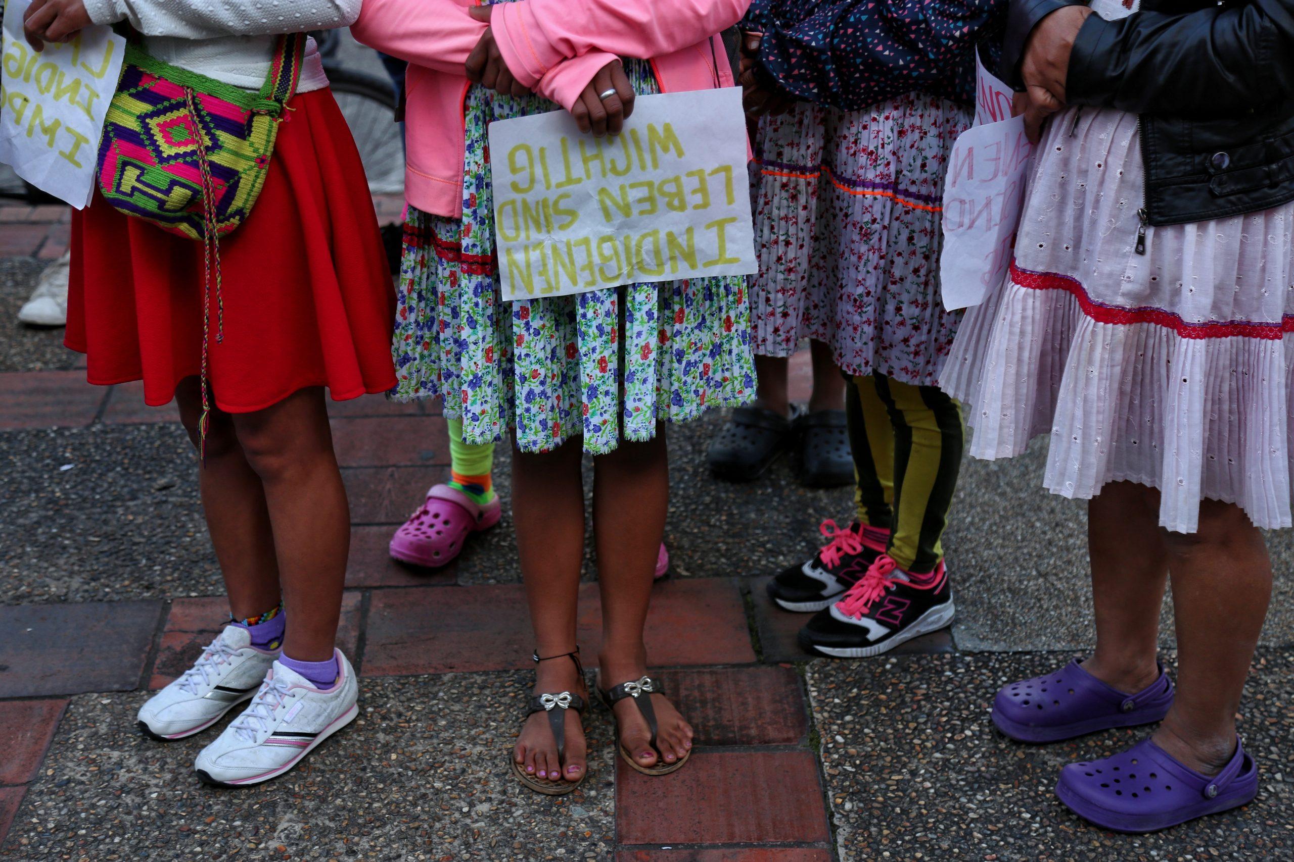 Condenan a 7 soldados que abusaron sexualmente a niña del pueblo Embera