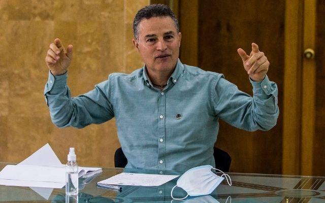 Aníbal Gaviria regresará este martes a La Alpujarra como gobernador de Antioquia