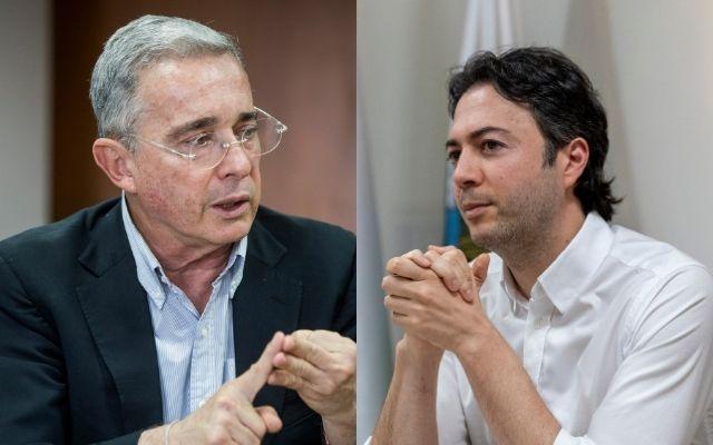 """Uribe le cantó la tabla a la Alcaldía de Medellín e informo que denunció a esta entidad por """"posibles actos de corrupción"""""""