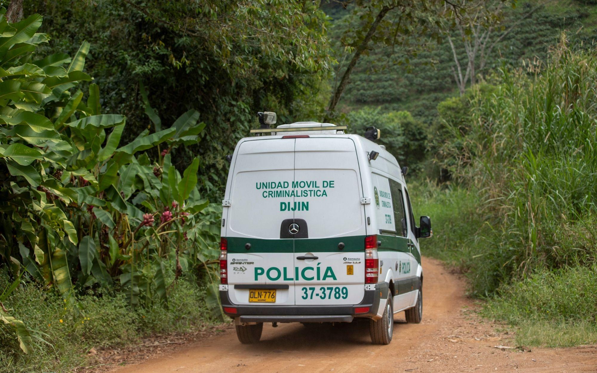 En zona rural de Yolombó asesinaron a un adulto mayor y a un hombre de 28 años