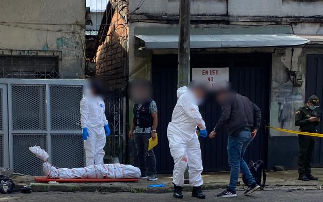 37 años tenía el hombre hallado apuñalado en el barrio Miranda