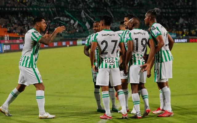 PRIMER TIEMPO: Nacional vence 1-0 y administra el juego ante el Once