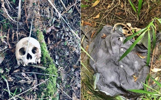 EN FOTOS: Investigan si restos hallados en Bello son de este desaparecido en Robledo