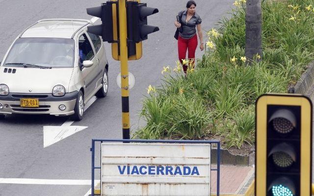 ¡Atentos conductores! El domingo cerrarán estas vías en Envigado