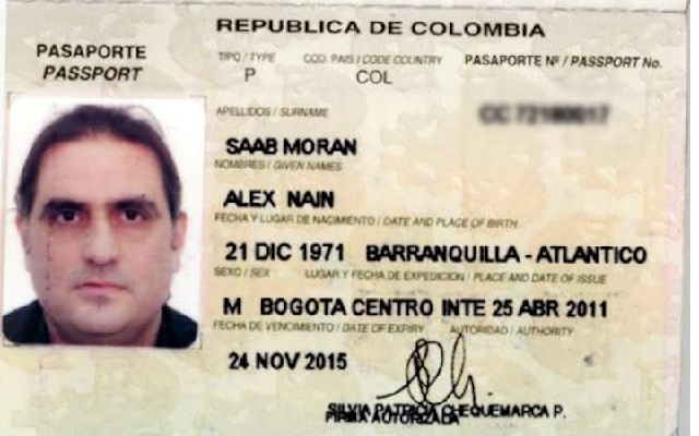 Alex Saab, presunto testaferro de Maduro, es extraditado a los Estados Unidos